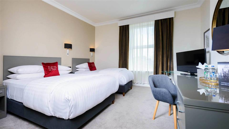 The Metropole Hotel Bedroom