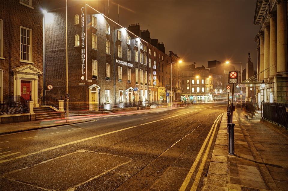 Cassidys Hotel Dublin Street View