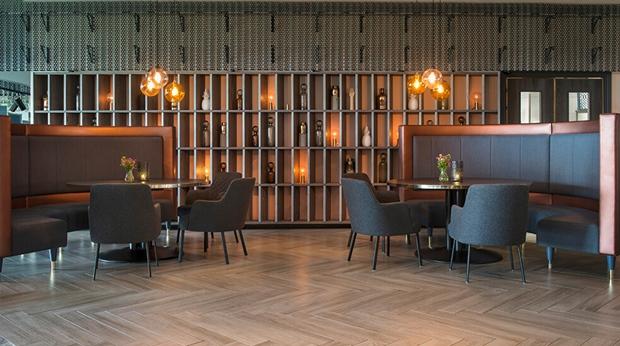 Quality Hotel Skjærgården Bar Lounge
