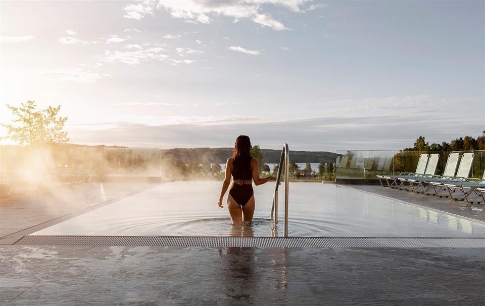 Selma Spa Infinity Pool