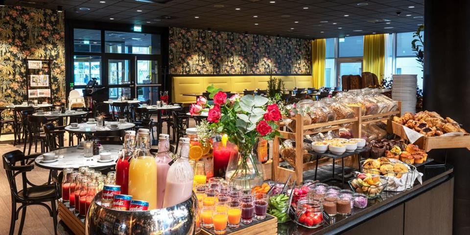 Thon Hotel Alta Frukost
