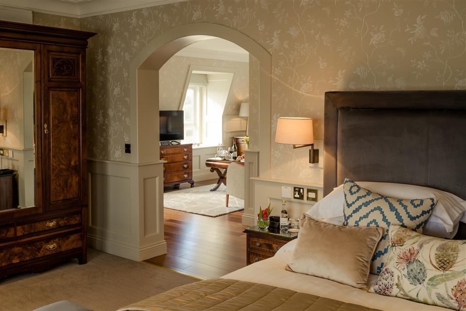 Ballygarry House Hotel : The Ballygarry Suite