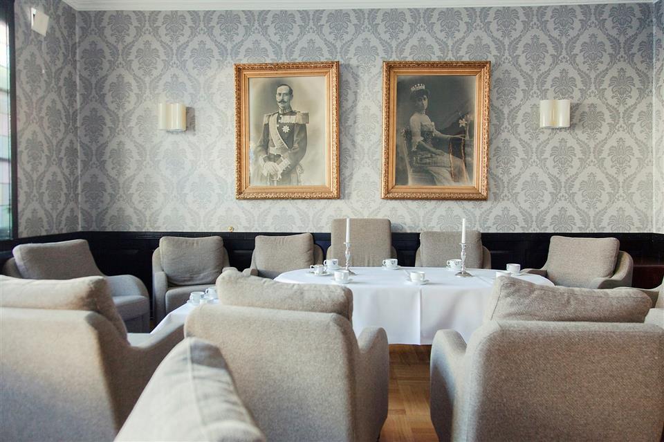 Hotell Klubben Restaurang