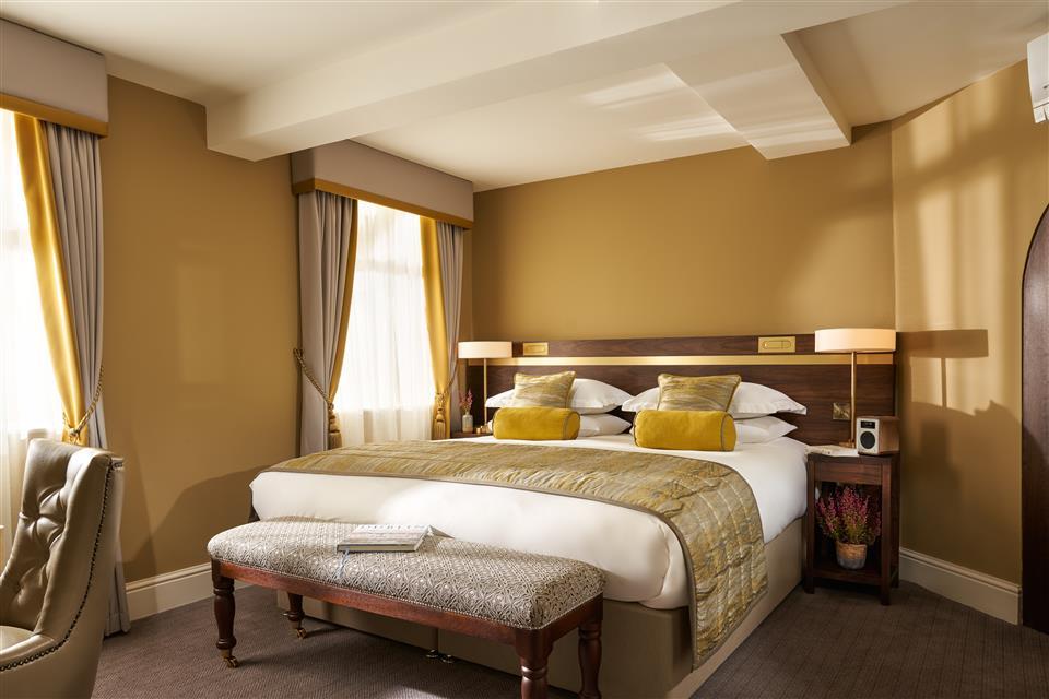 Trinity Townhouse Hotel bedroom