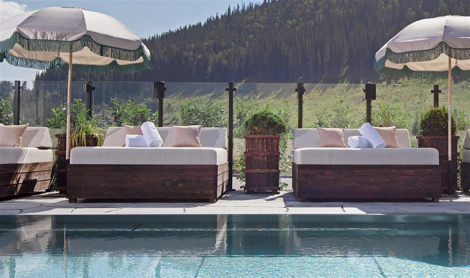 Fyri Resort Pool