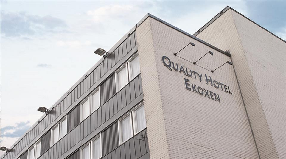 Quality Hotel Ekoxen Linköping Fasad