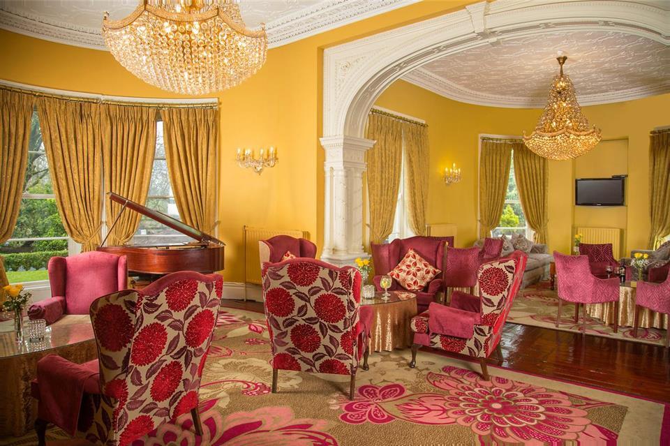Vienna Woods Hotel Lobby