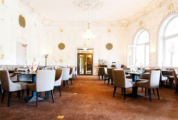 Elite Grand Hotel Gävle Restaurang