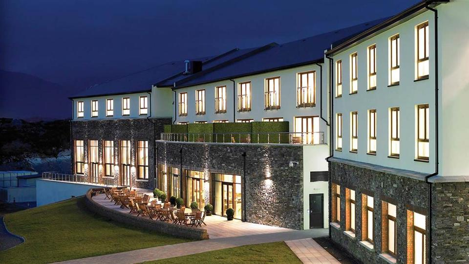Golden Cove Apartments at Sneem Hotel