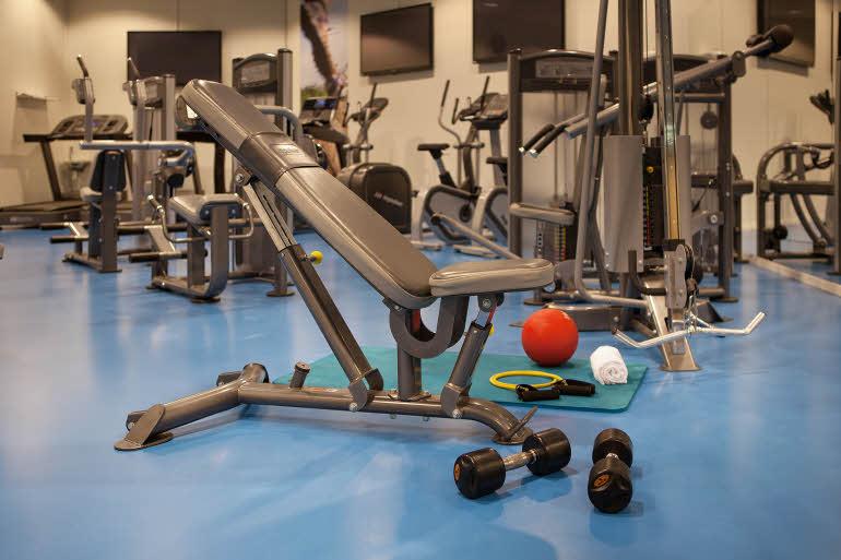 Scandic Hafjell Gym