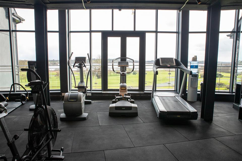 Glassan Lake House Gym