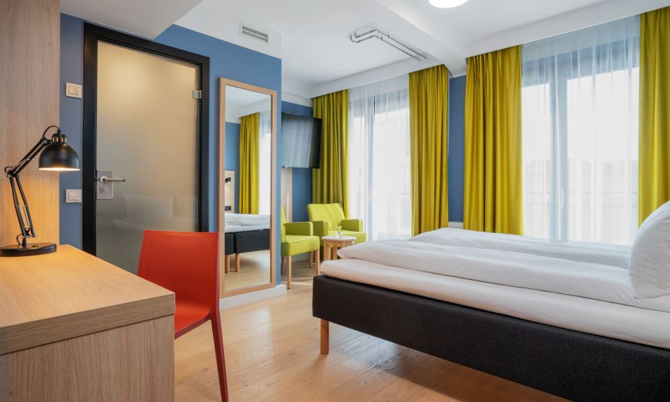 Thon Hotel Astoria Dubbelrum