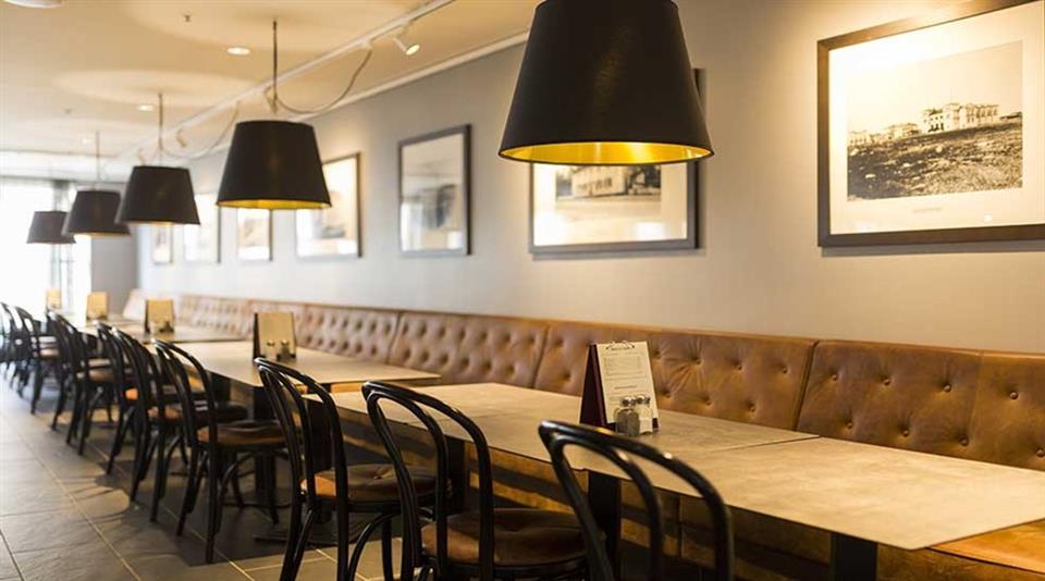 Clarion Collection Hotel Uman  Restaurang