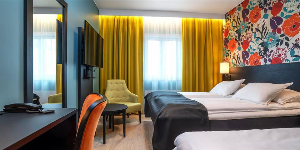Thon Hotel Harstad Familjerum