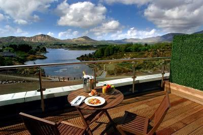 Sneem Hotel Balcony View Room
