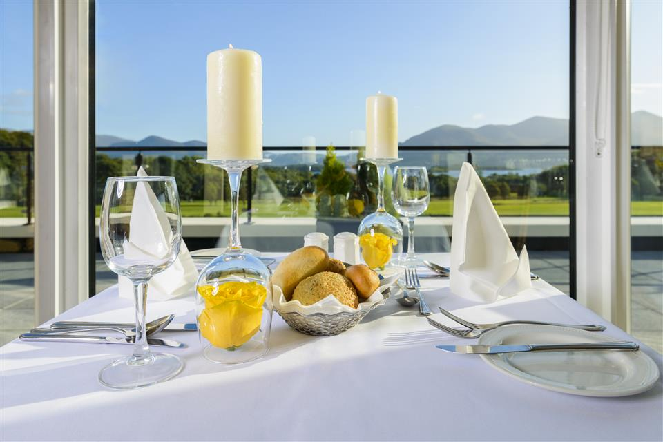 Castlerosse Park Resort Grosvenor Restaurant