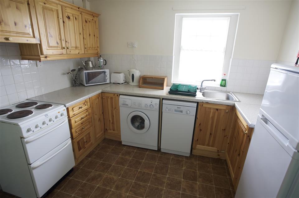 Corofin Lake Cottage kitchen
