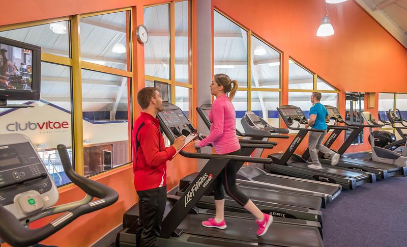 Maldron Hotel Wexford gym