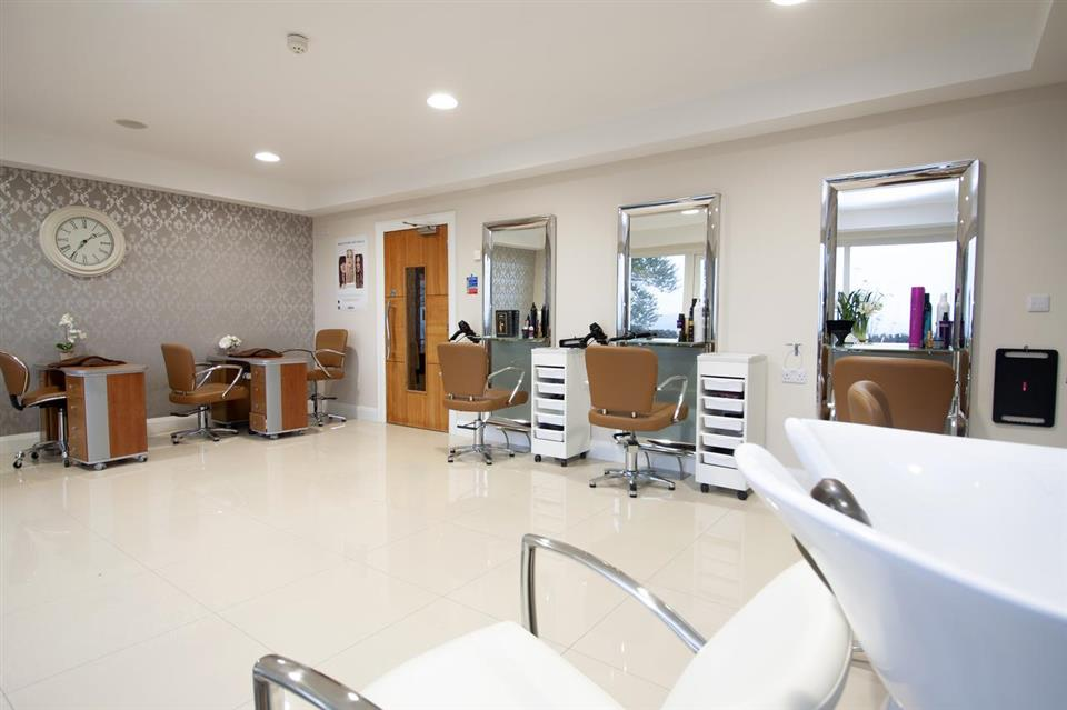 The Shandon Hotel & Spa Hair Salon