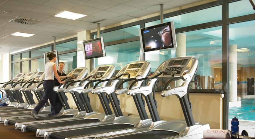 Kinsale Hotel & Spa Gym