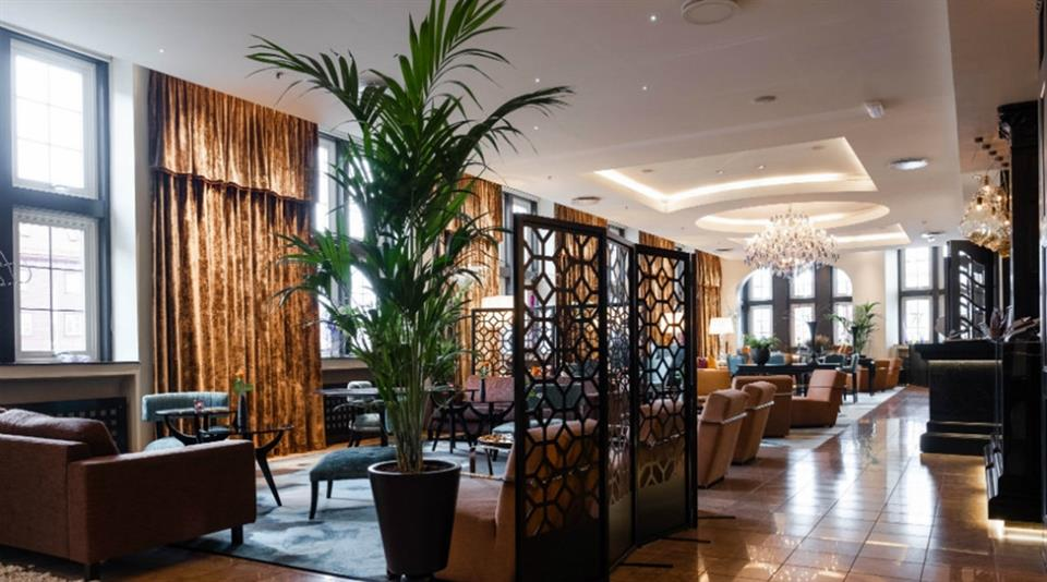 Clarion Collection Hotel Havnekontoret Barception