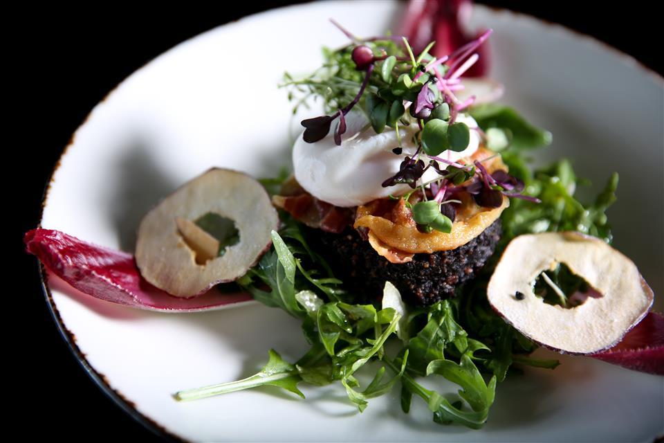 Fitzpatrick Castle Hotel Food