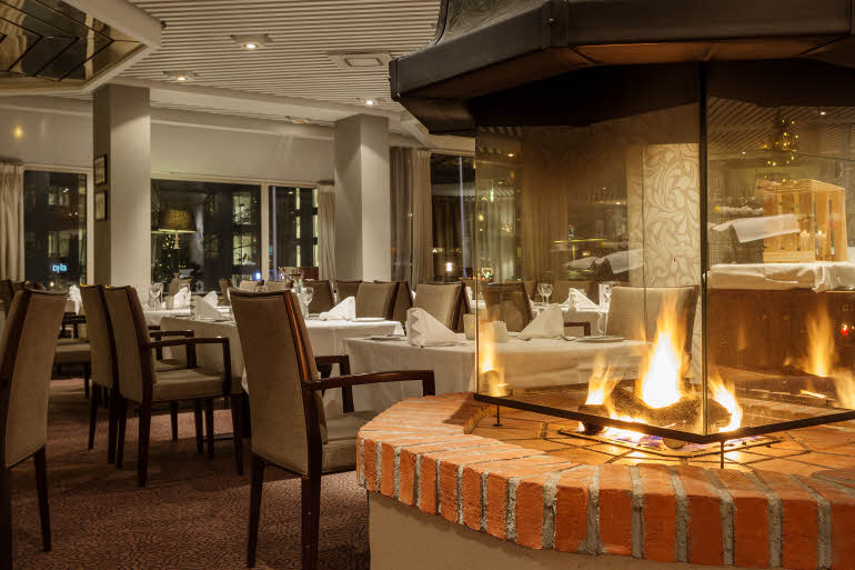 Scandic Sunnfjord Hotel & Spa Eldstad