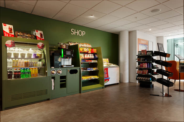 Scandic Stavanger City Shop