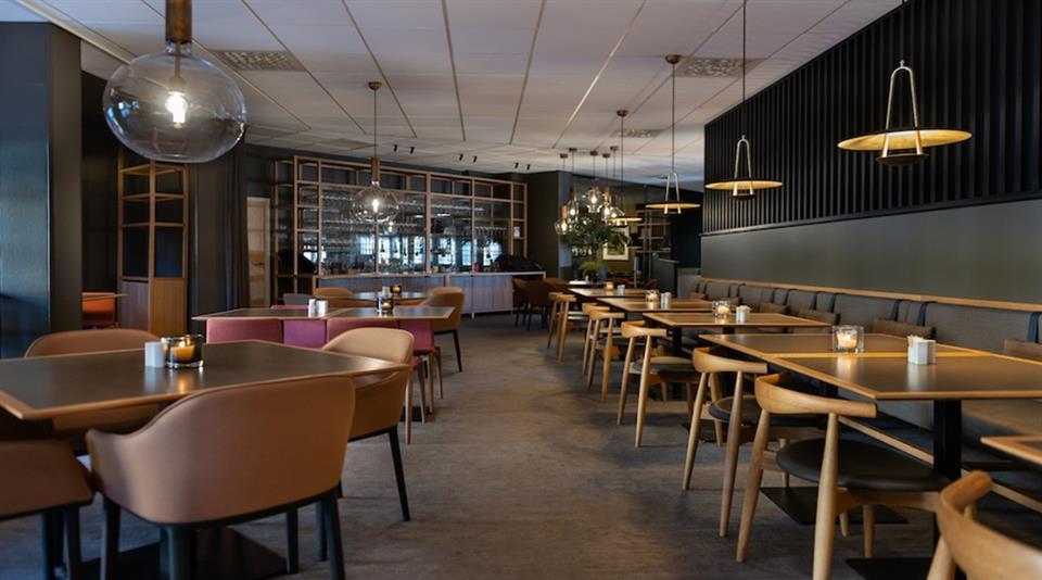 Quality Hotel Sarpsborg Matsal