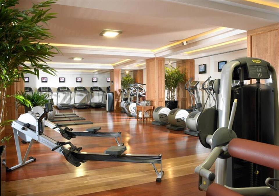 Garryvoe Hotel Gym