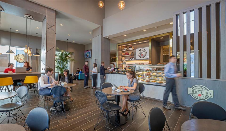 Maldron Hotel South Mall Cafe