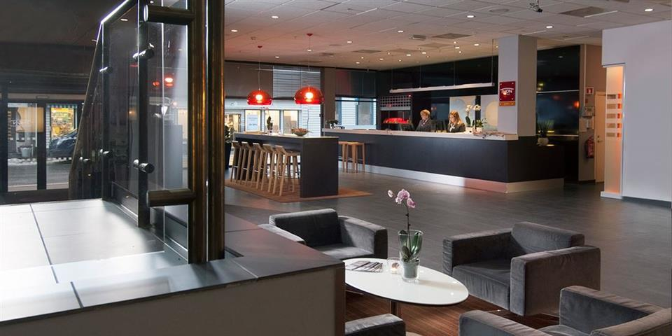 Thon Hotel Kristiansand Reception