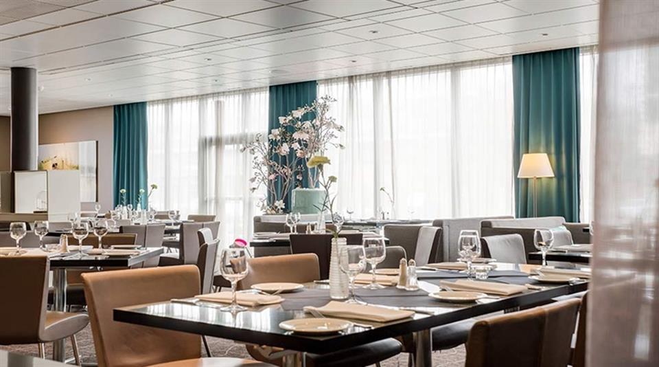 Quality Airport Hotel Værnes Matsal
