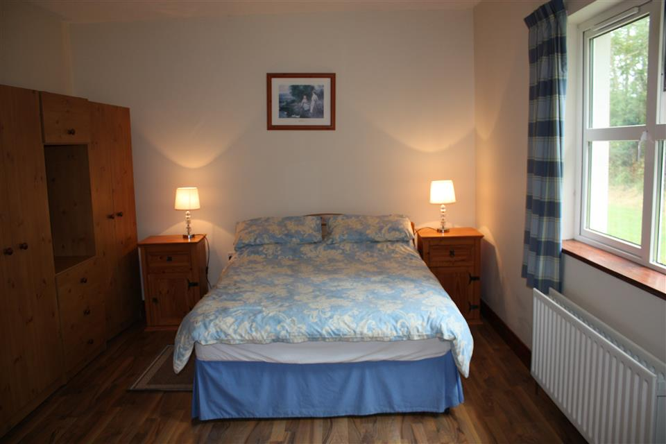 Cassisys Cottages 3 bedroom double room