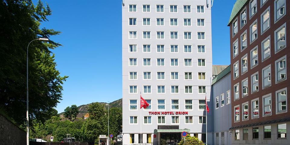 Thon Hotel Orion Fasad