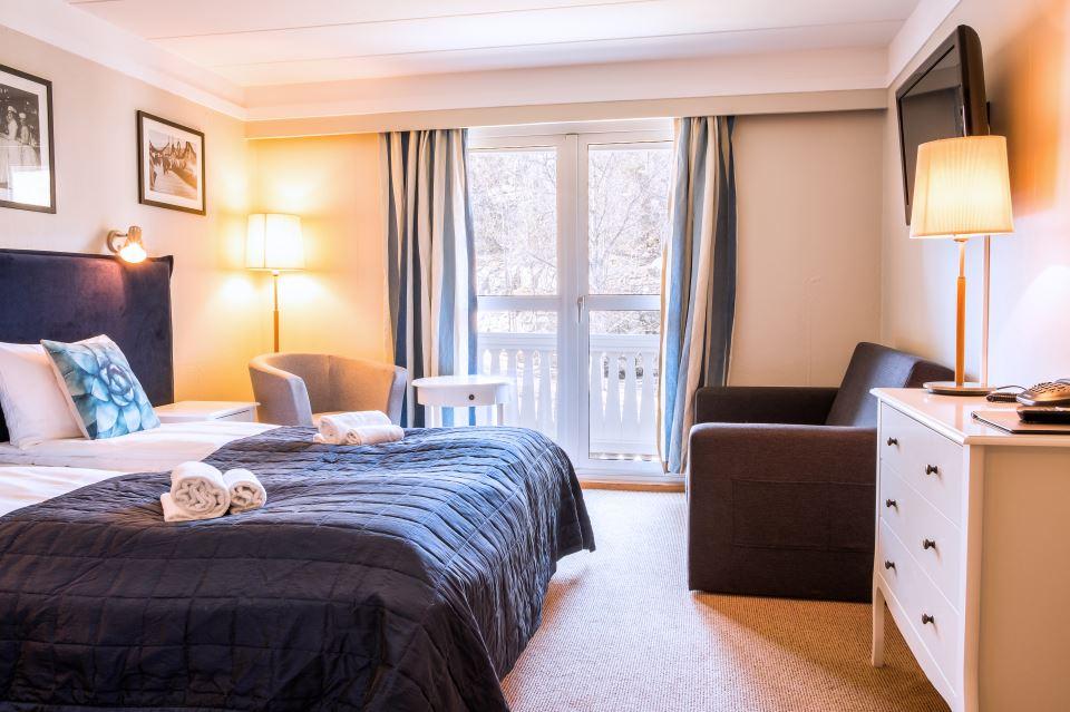 Unike Hankø Hotell & Spa Double room