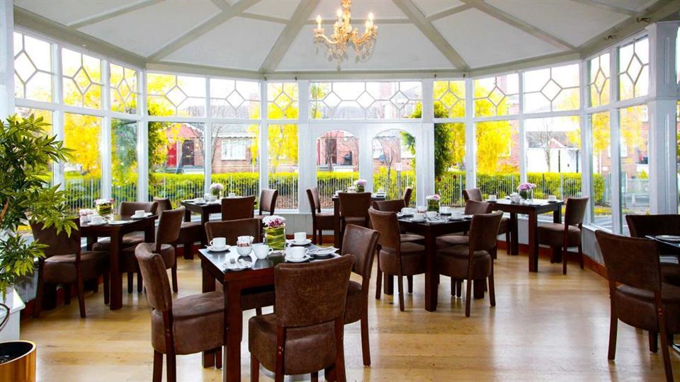 Green Isle Hotel Terrace