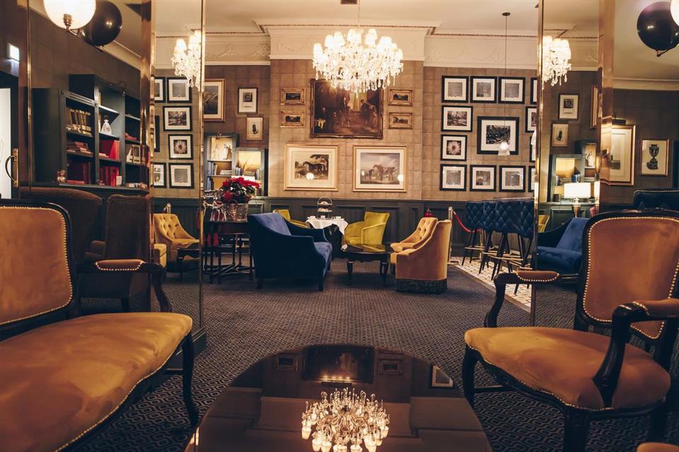 Fitzpatrick Castle Hotel Bar