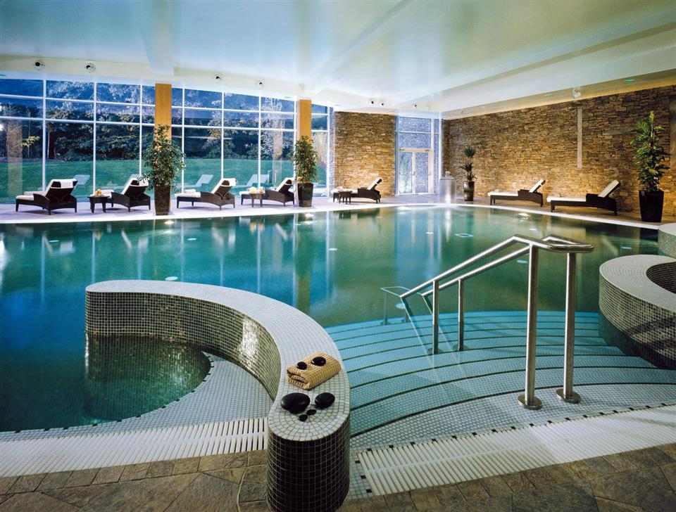 Fota Island Resort Swimming Pool