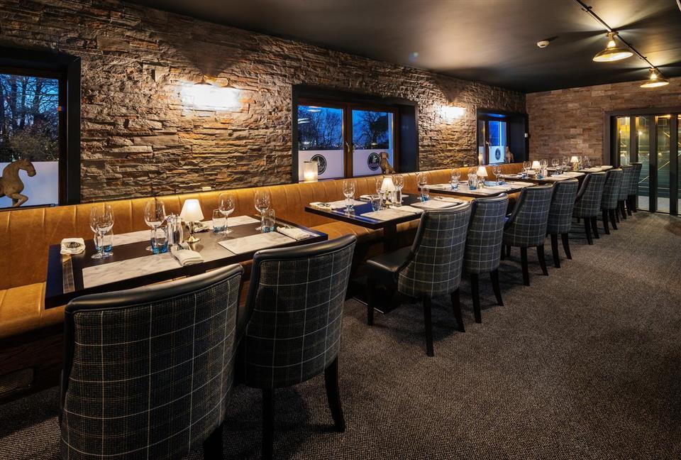Fitzpatrick Castle Hotel Restaurant