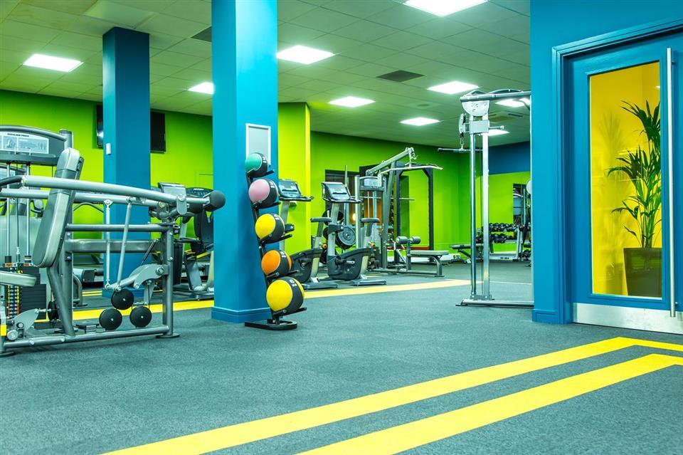 The Montenotte Hotel Gym
