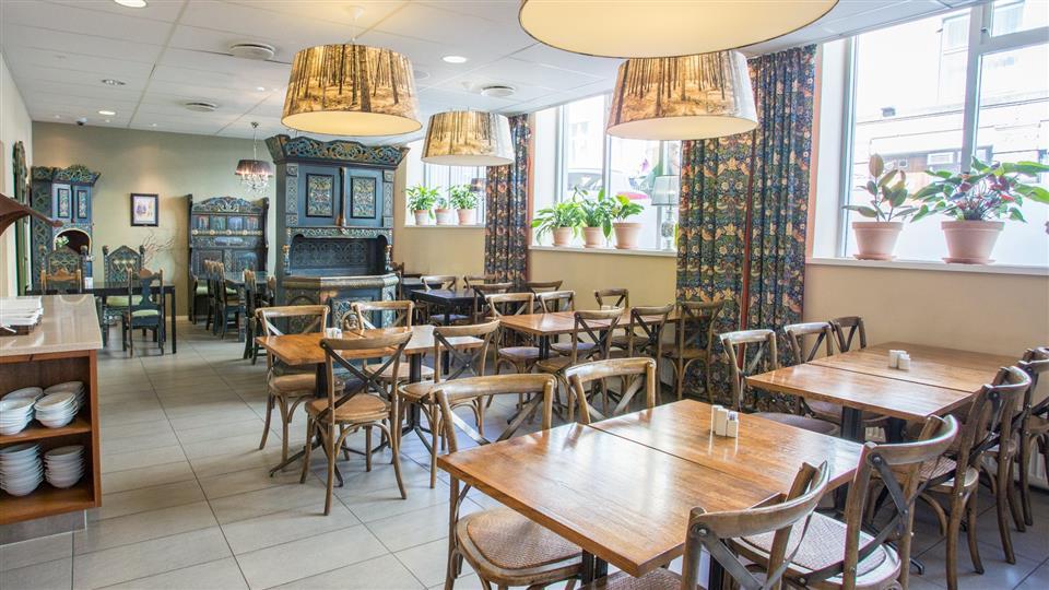 Best Western Plus Hotell Hordaheimen Restaurang