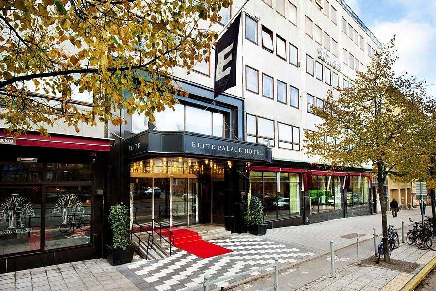 Elite Palace Hotel Fasad