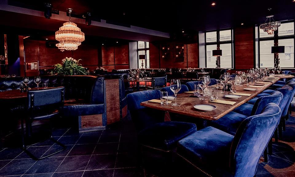 Magic Hotel Korskirken Restaurang