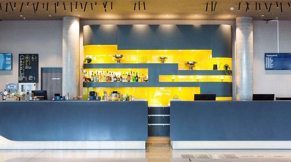 Comfort Hotel Bergen Airport Barception
