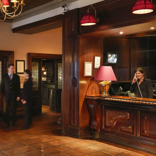 Grand Hotel Tralee Reception