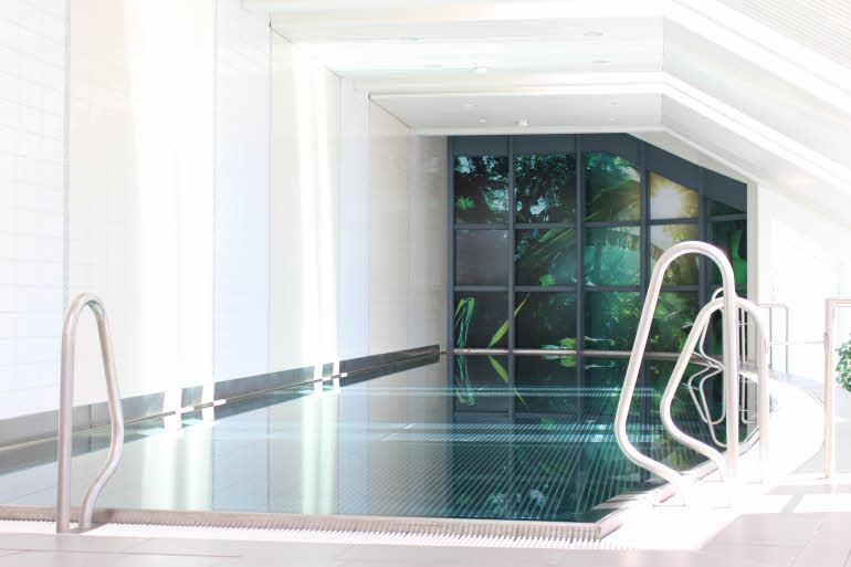 Scandic Hell Hotel Pool