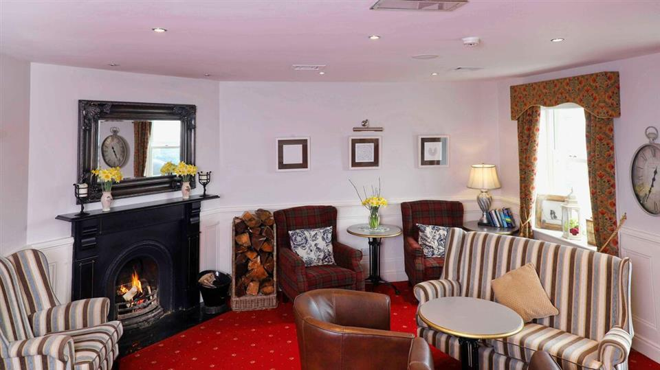Maol Reidh Hotel Lounge