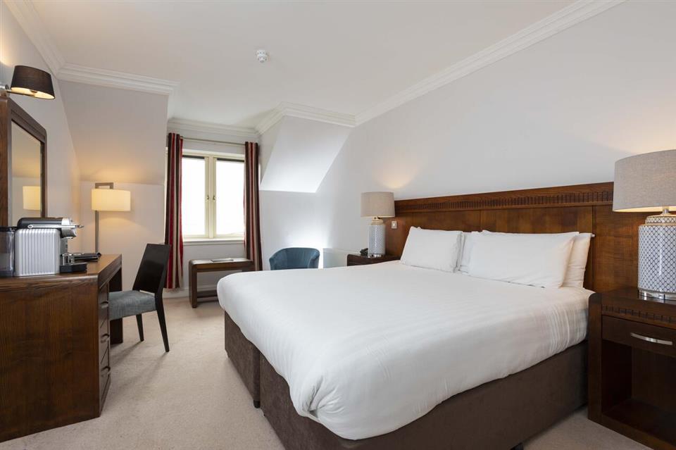 Schull Harbour Hotel Bedroom
