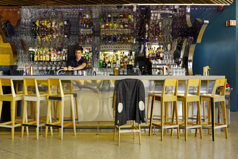 Scandic Fornebu Bar